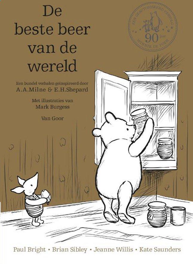 Afbeelding van Babyboek Winnie de Poeh De beste beer van de wereld from Dreambaby