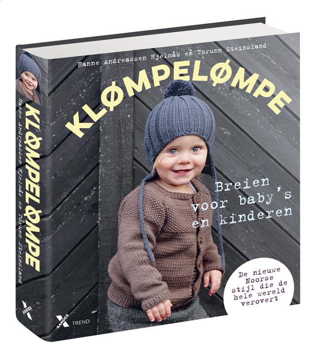 Afbeelding van Boek Klompelompe from Dreambaby
