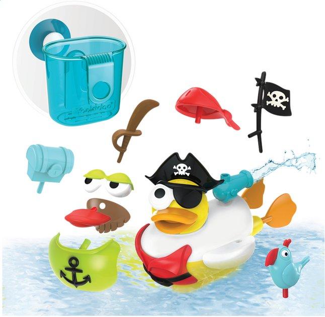 Yookidoo badspeelgoed Jet Duck Create a Pirate