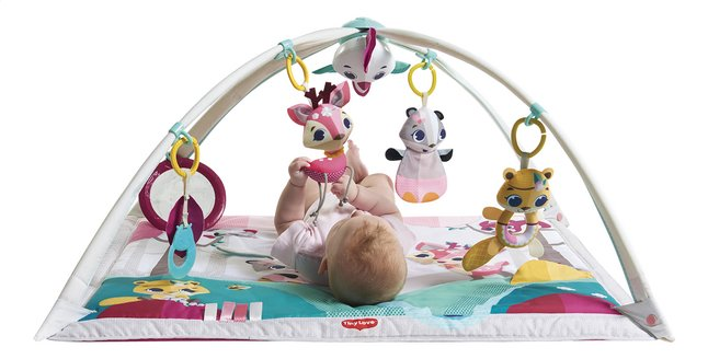 Afbeelding van Tiny Love Speeltapijt Princess Deluxe Gymini from Dreambaby