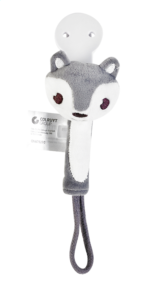 Image pour Dreambee Attache-sucette Ayko blanc à partir de Dreambaby