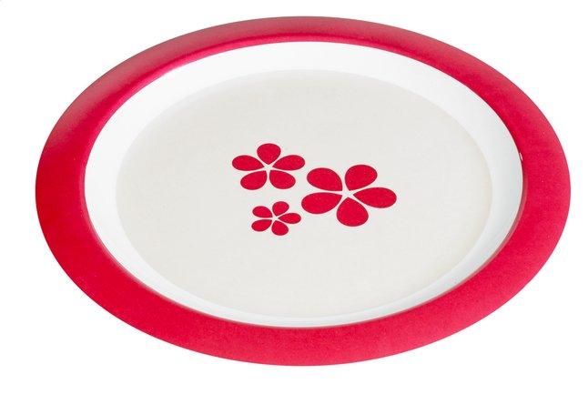 Image pour Dreambee Assiette plate Essentials fleur à partir de Dreambaby