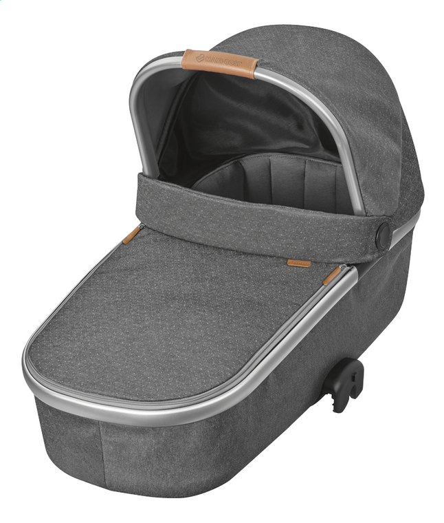 Afbeelding van Maxi-Cosi Opvouwbare / Plooibare draagmand Oria sparkling grey from Dreambaby