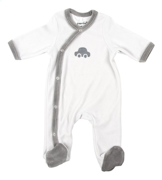 Afbeelding van Dreambee Pyjama Essentials auto taupe grey maat 62/68 from Dreambaby