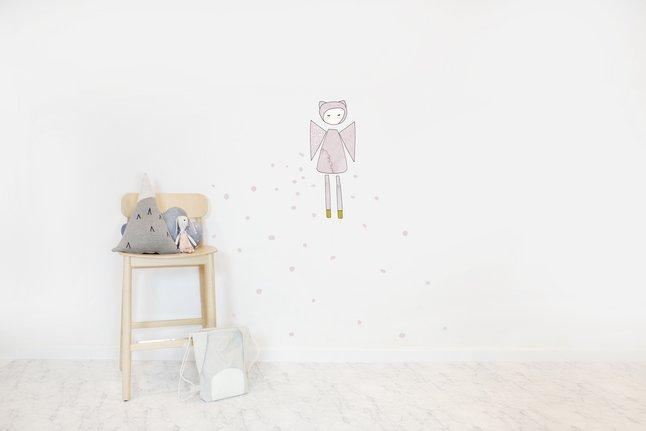 Afbeelding van Chispum Muursticker Fairy Fabelab from Dreambaby