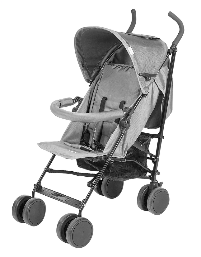 Afbeelding van Dreambee Buggy Essentials anthracite from Dreambaby