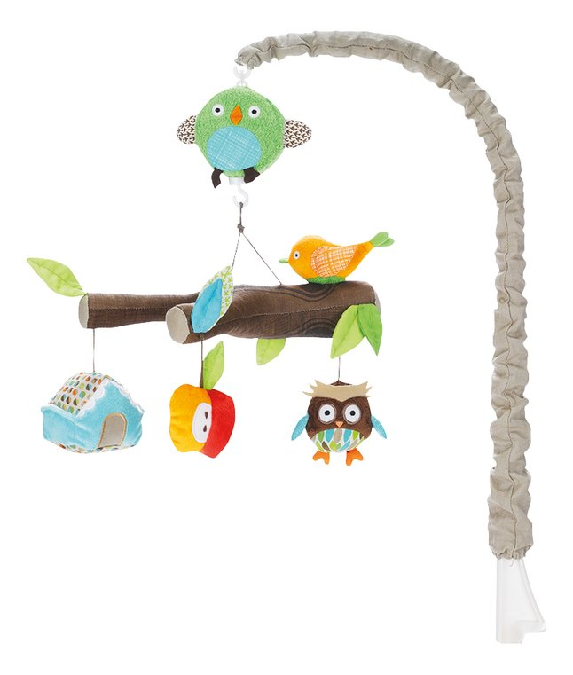 Afbeelding van Skip*Hop Mobiel met muziek Treetop Friends from Dreambaby