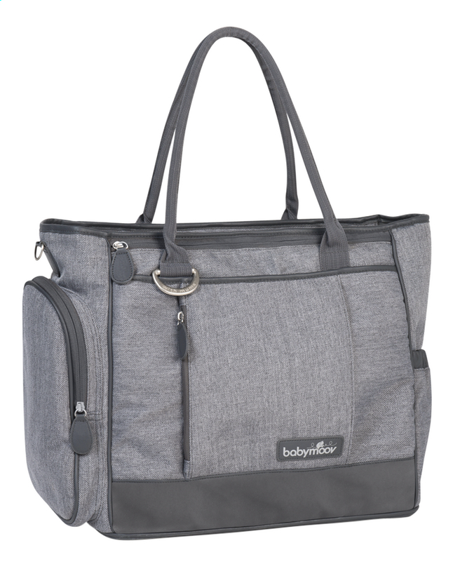 Babymoov Sac à langer Essential bag smokey