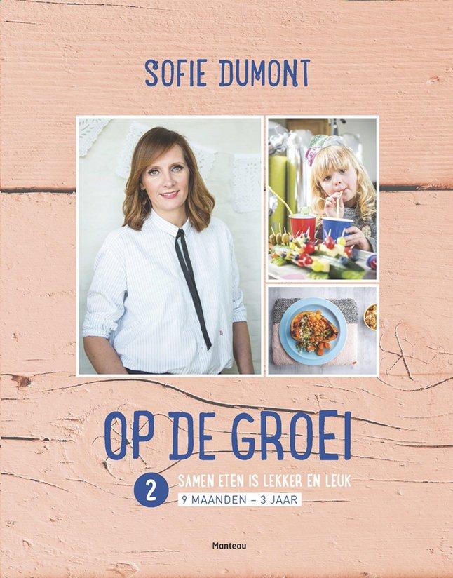 Afbeelding van Boek Op de groei 2. Samen eten is lekker en leuk - Sofie Dumont from Dreambaby