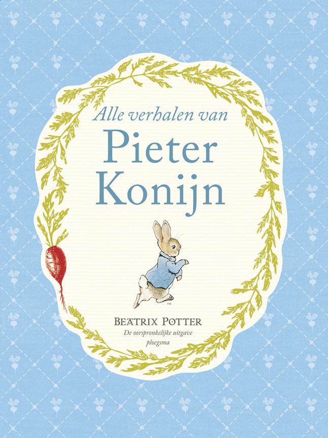 Afbeelding van Boek Alle verhalen van Pieter Konijn - Beatrix Potter from Dreambaby