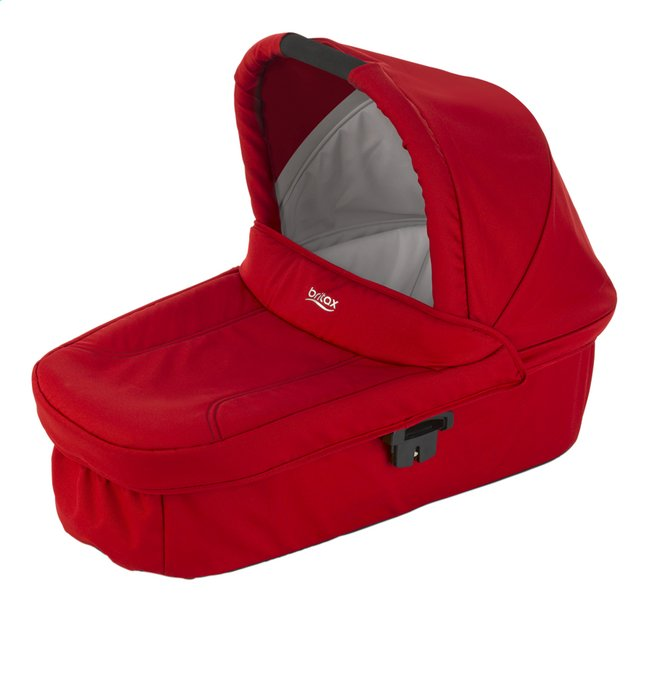 Afbeelding van Britax Draagmand B-Motion flame red from Dreambaby