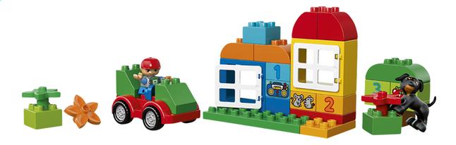 Afbeelding van LEGO DUPLO 10572 Alles in één groene doos from Dreambaby
