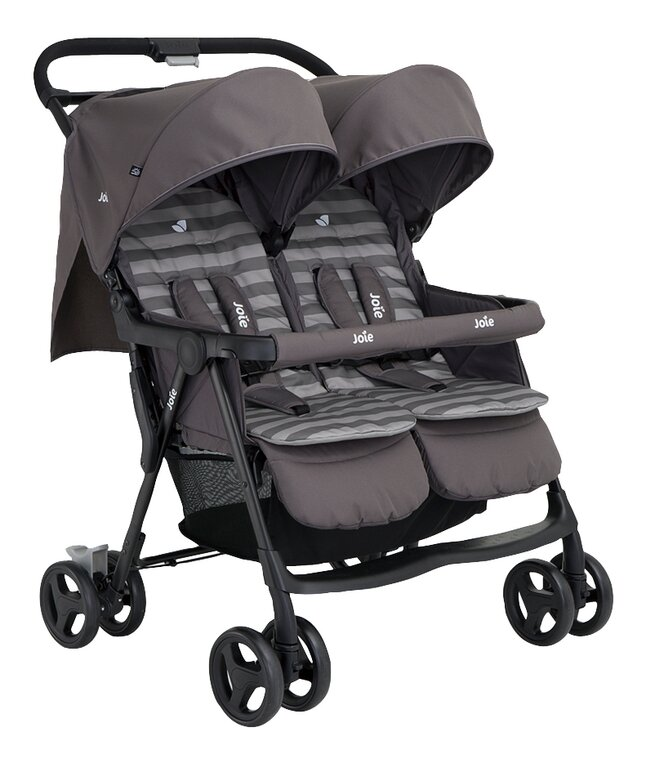 Joie Buggy Duo Aire Twin Dark Pewter