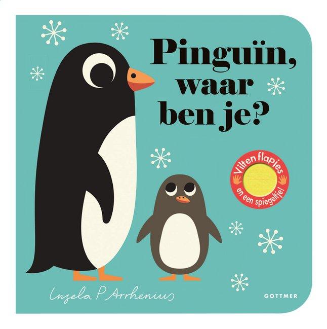 Afbeelding van Boek Pinguïn, waar ben je? from Dreambaby