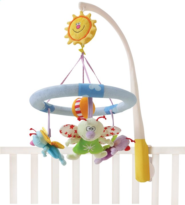 Image pour Taf Toys Mobile musical Spring Time Mobile à partir de Dreambaby