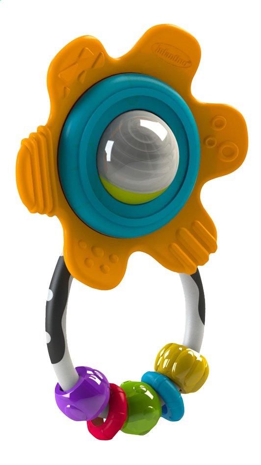 Image pour Infantino Jouet de dentition Go Gaga Shake & Teethe Gummy Flower orange à partir de Dreambaby