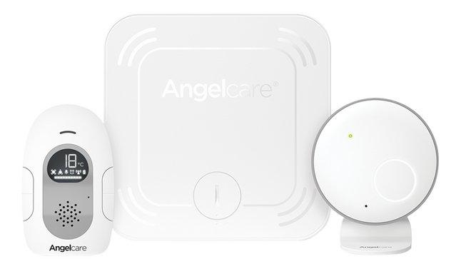 Angelcare Babyphone de sons et mouvements AC127