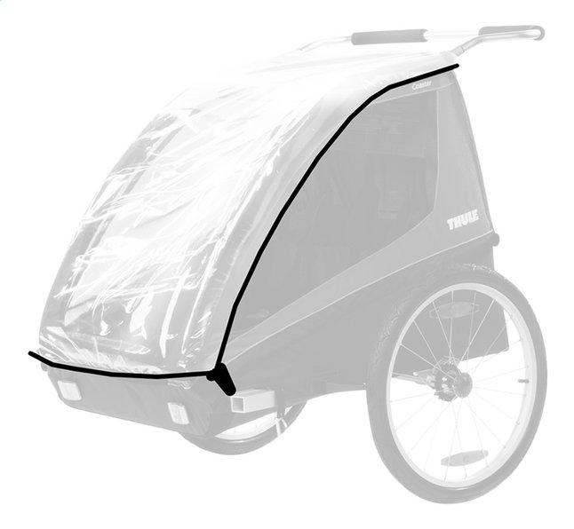 Afbeelding van Thule Regenhoes voor fietskar Coaster/Coaster XT from Dreambaby
