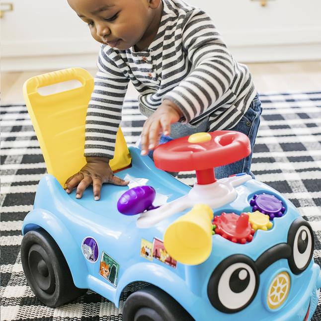 Image pour Bright Starts Porteur-pousseur Roadtripper Ride-On Car à partir de Dreambaby