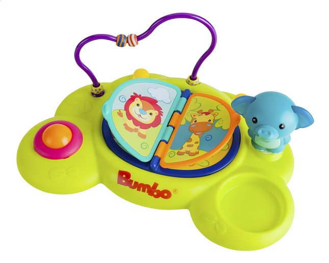 Bumbo Table D Activit 233 S Pour Si 232 Ge De B 233 B 233 Floorseat Playtop Safari Dreambaby