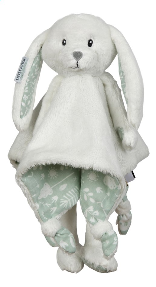 Afbeelding van Little Dutch Doudou deluxe Adventure Mint 10 cm from Dreambaby