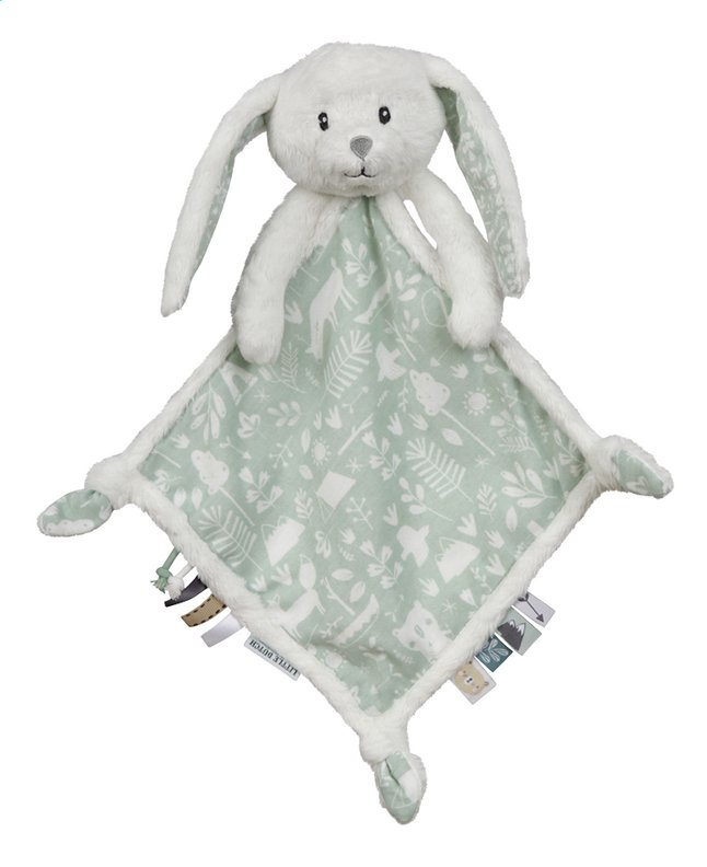 Afbeelding van Little Dutch Doudou Adventure Mint 19 cm from Dreambaby