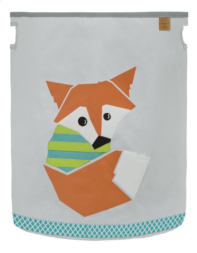 Image pour Lässig Panier de rangement Little Tree Fox gris clair à partir de Dreambaby