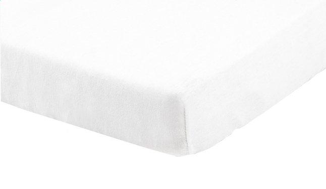 Afbeelding van Dreambee Hoeslaken Essentials gebroken wit B 40 x L 90 cm from Dreambaby