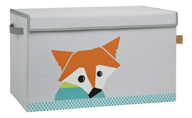 Afbeelding van Lässig Speelgoedkoffer Little Tree Fox from Dreambaby