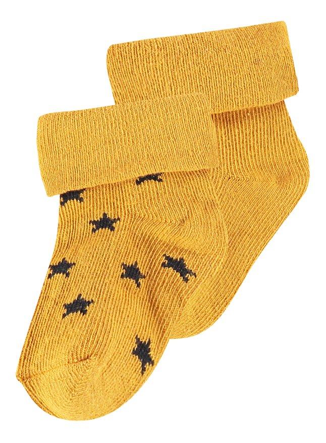 Noppies Sokken honey yellow