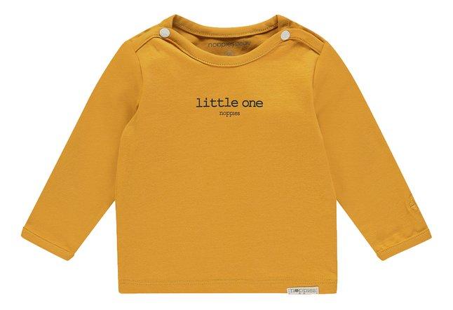 Noppies T-shirt met lange mouwen Hester honey yellow