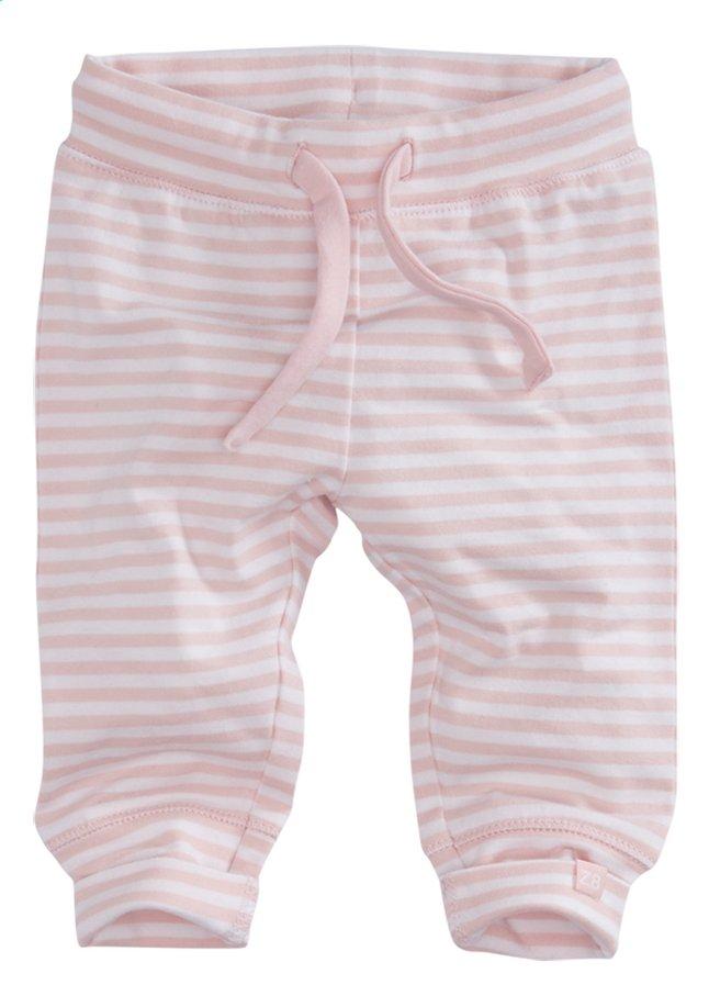 Afbeelding van Z8 Broek Basil soft pink/white maat 62 from Dreambaby