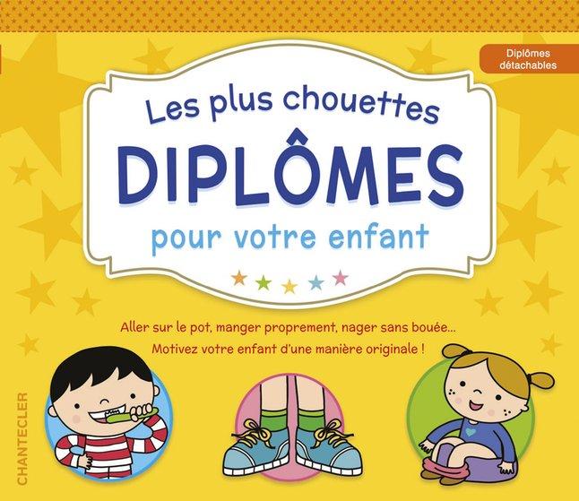 Afbeelding van Babyboek Les plus chouettes diplômes from Dreambaby
