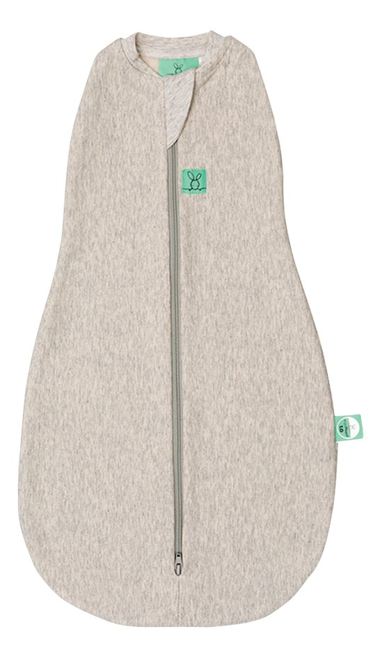 Ergopouch Sac d'emmaillotage ErgoCocoon 0-3 mois grey marle