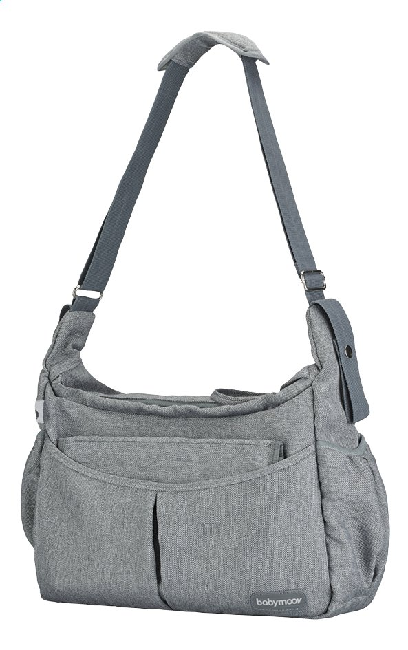 Afbeelding van Babymoov Verzorgingstas Urban Bag smokey from Dreambaby