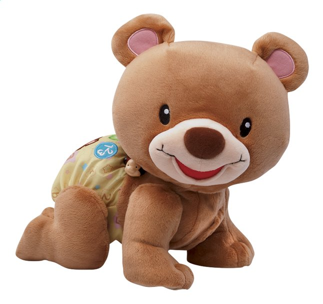 Afbeelding van VTech Interactieve knuffel Ourson 1, 2, 3 suis-moi FR from Dreambaby