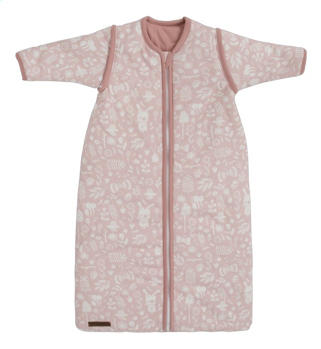 Image pour Little Dutch Sac de couchage d'hiver Adventure Pink coton 70 cm à partir de Dreambaby