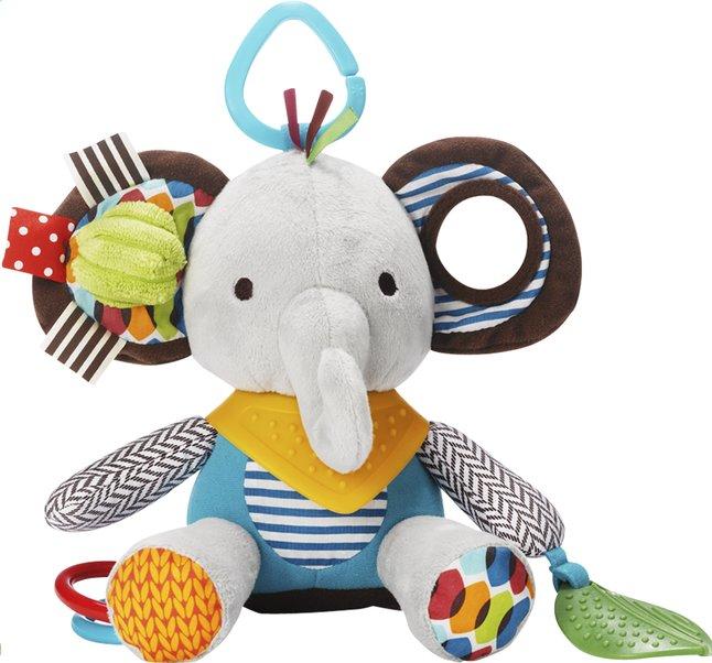 Afbeelding van Skip*Hop Hangspeeltje Bandana Buddies Elephant from Dreambaby