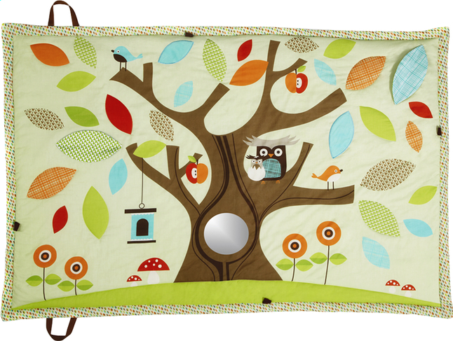 Afbeelding van Skip*Hop Speeltapijt Treetop Friends Mega Play Mat from Dreambaby