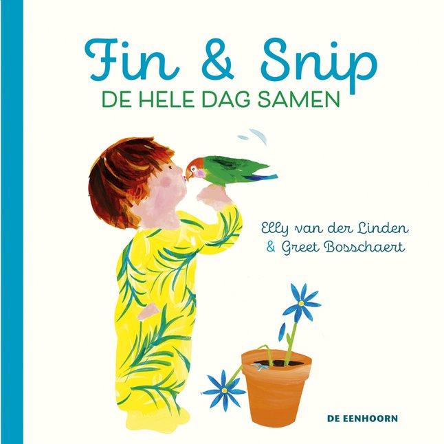 Image pour Livre pour bébé Fin en Snip - De hele dag samen à partir de Dreambaby