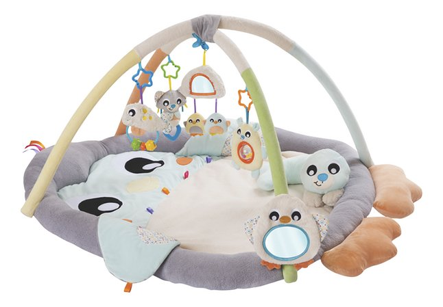 Playgro Speeltapijt Snuggle Me Penguin