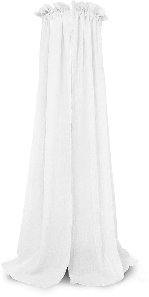 Jollein Bedhemel Vintage white 155 cm
