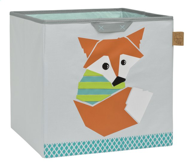 Afbeelding van Lässig Opbergbox Little Tree Fox from Dreambaby
