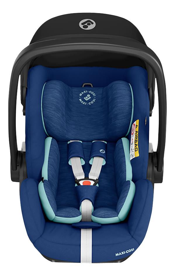 Maxi Cosi Autostoel Groep 0.Maxi Cosi Draagbare Autostoel Marble Groep 0 Blauw