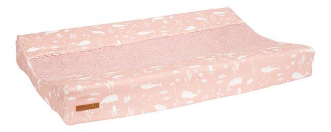Little Dutch Hoes voor waskussen Ocean Pink
