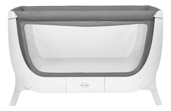 Afbeelding van Thermobaby Co-sleeper Shnuggle Air dove grey from Dreambaby