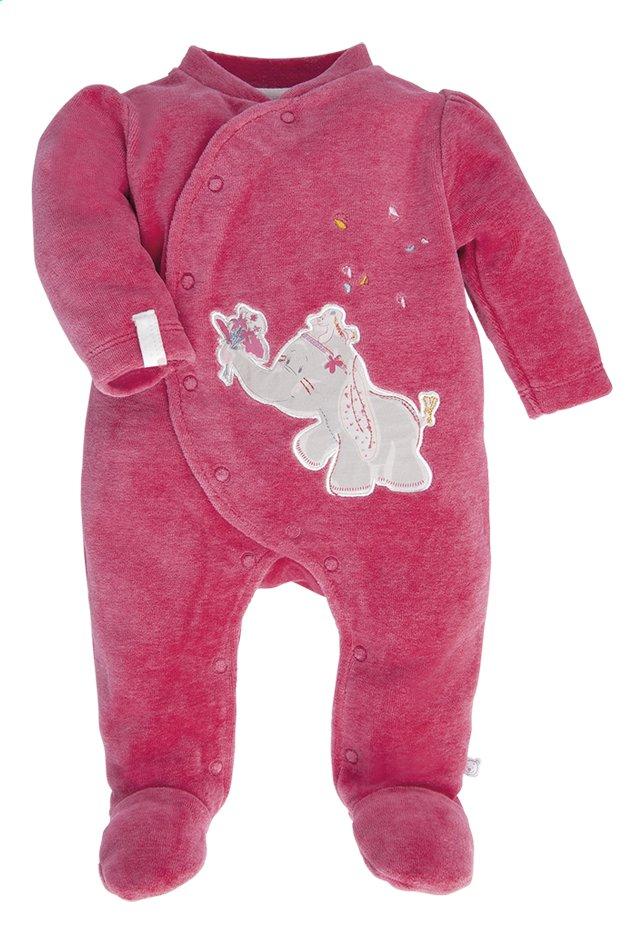Afbeelding van Noukie's Pyjama Anna & Pili framboos maat 50 from Dreambaby