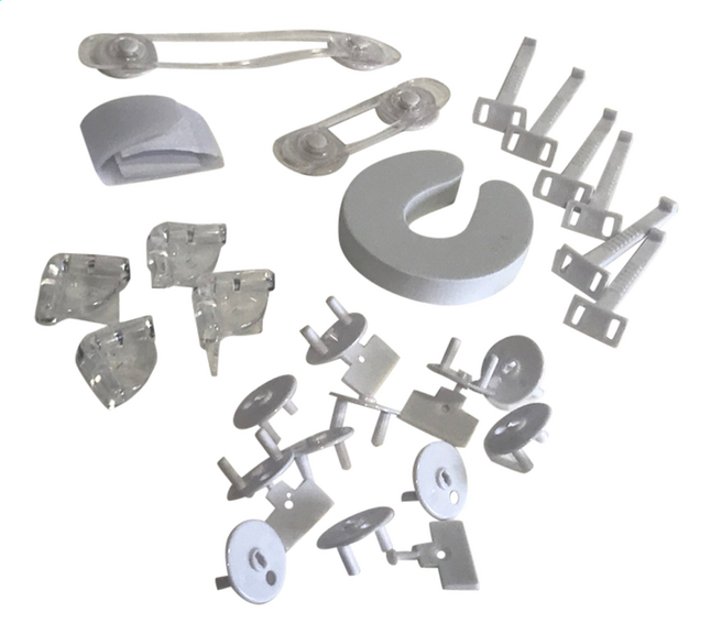 Image pour Tigex Kit de sécurité - 26 pièces à partir de Dreambaby