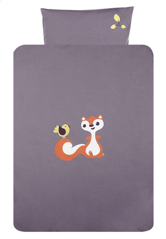 Image pour Dreambee Housse de couette pour lit Ayko coton taupe à partir de Dreambaby