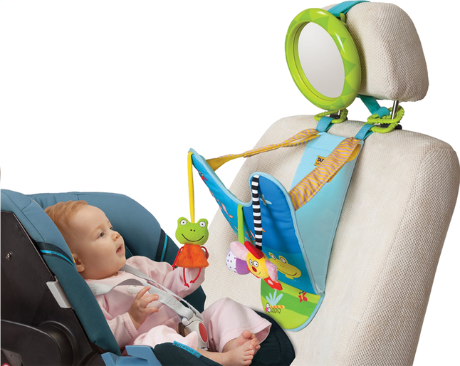Afbeelding van Taf Toys Autospeeltje In-car play center from Dreambaby